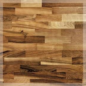 Dřevěná podlaha Barlinek Iroko family