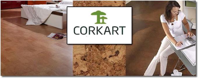 Korkové podlahy Corkart