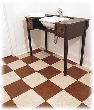 Korkové podlahy Corkart - vzorky