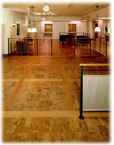 Korkové podlahy Wicanders