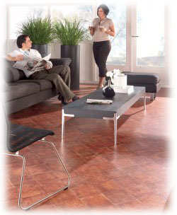 PVC podlahy Lino Fatra
