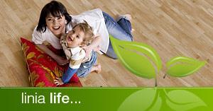 Podlahy Barlinek - řada Life