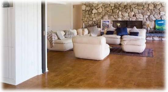 Korkové podlahy Meister