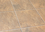 Laminátová podlaha Berry Floor Dlažba - Boulders Brown