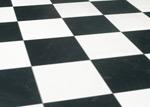 Laminátová podlaha Berry Floor Dlažba - Šachovnice