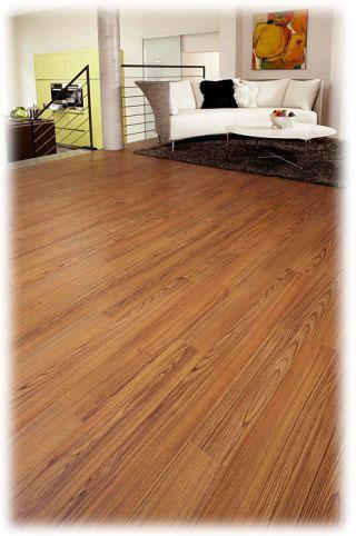 celoplošně lepená podlaha