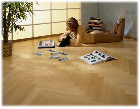 Dřevěné podlahy Narowood Life